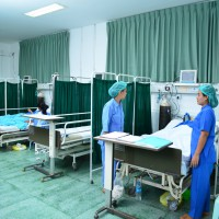 ICU – Intensive Care Unit